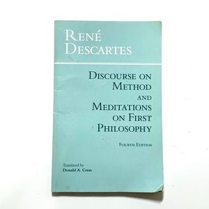 'discourse on methods..' rené descartes